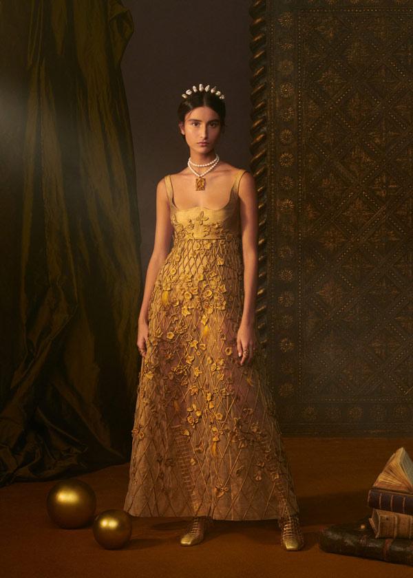 Dior Haute Couture SS21 Ad campaign