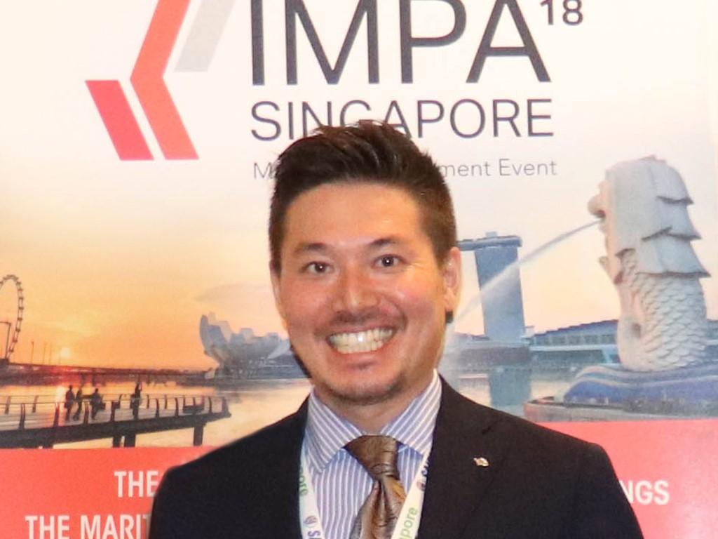 Alumnus Hideki Itoh of Fuji Trading Singapore on IMPA Education