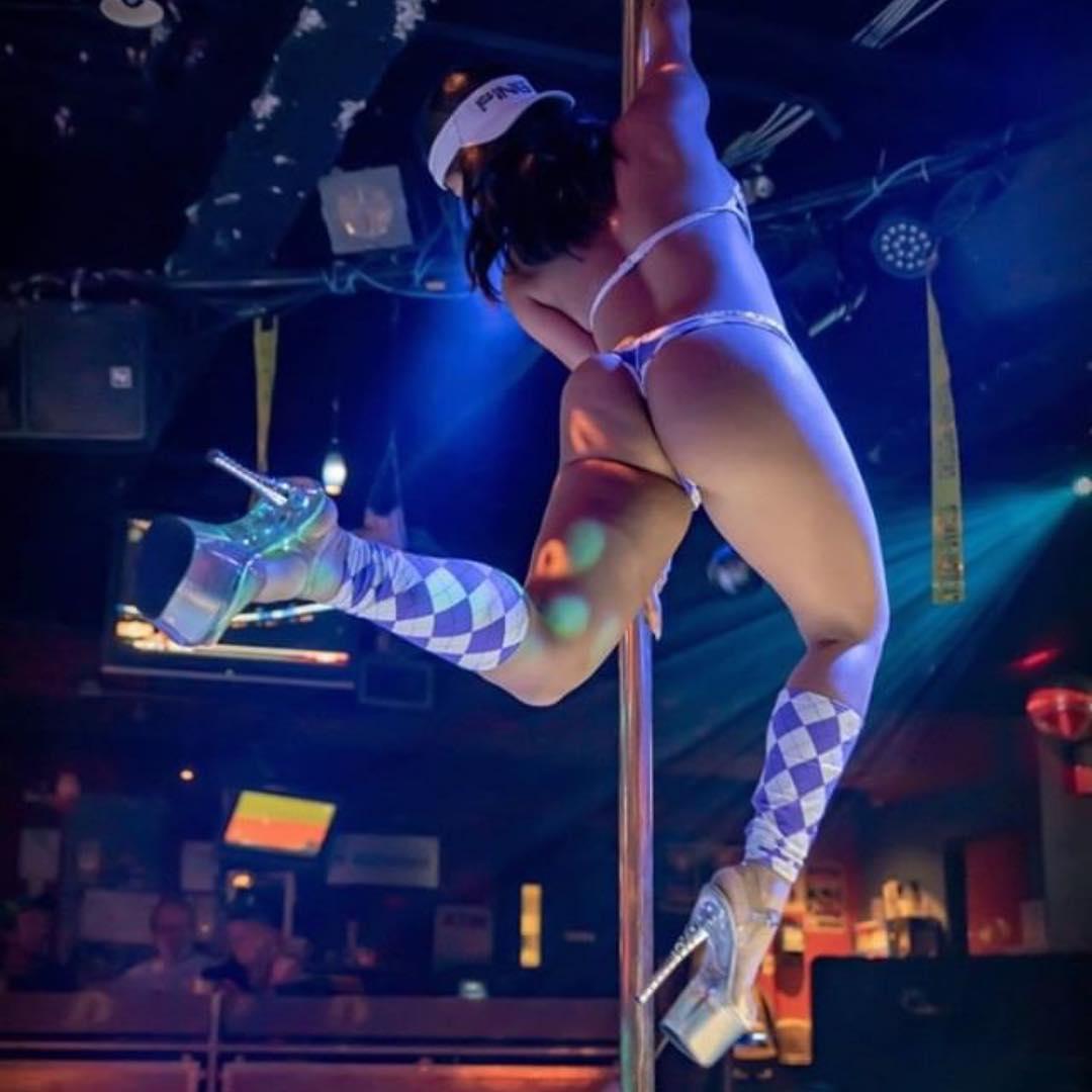 Cassius Chay Exotic Dancer