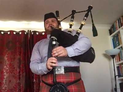 Angus MacPhee, Inverness