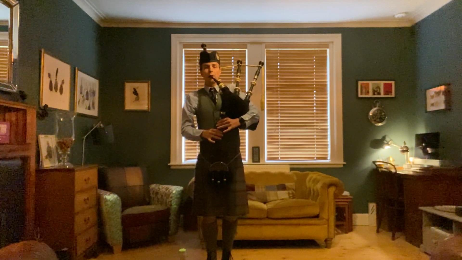 Brodie Watson-Massey of Edinburgh, Lachlan MacNeil Campbell of Kintarbert's Fancy