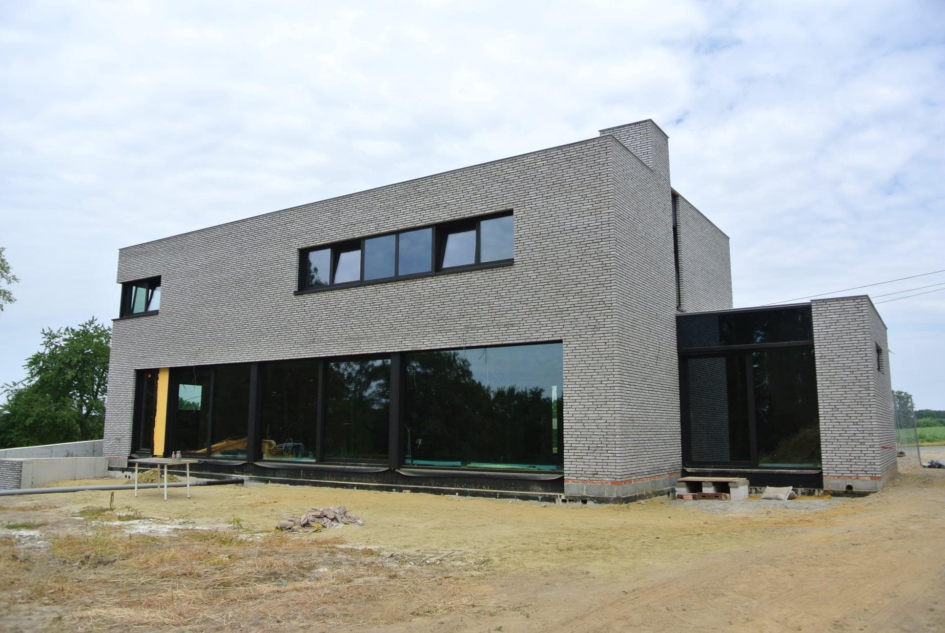 Platte daken voor architecten en particulieren