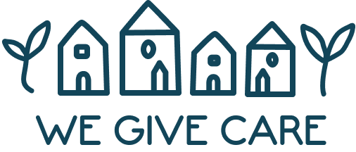We Give Care logo