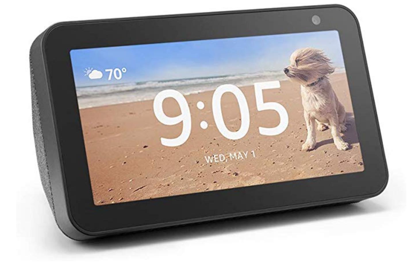 Amazon Echo Show 5 smart speaker