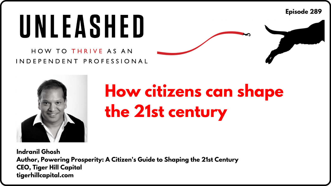 How Citizens Can Shape the 21st Century