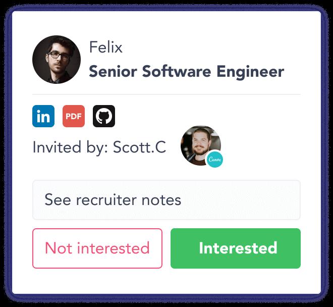 recruiter referrals