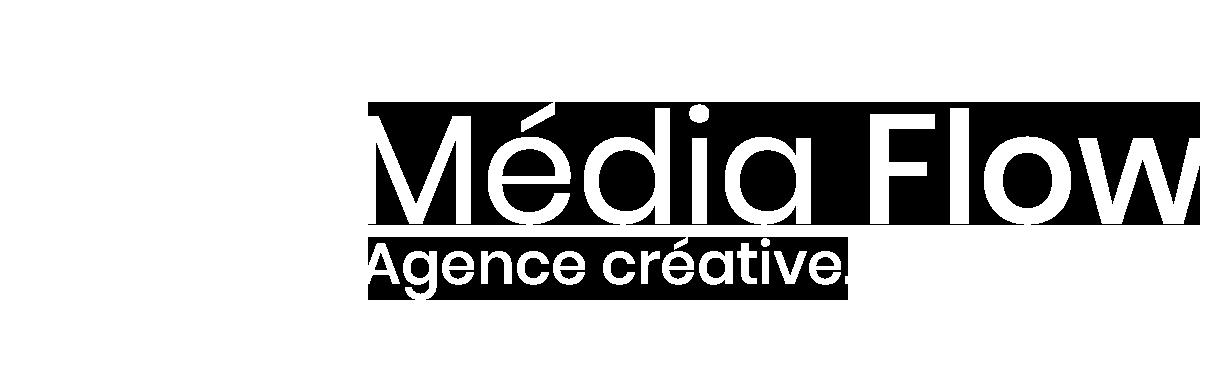 Logo Agence Media Flow