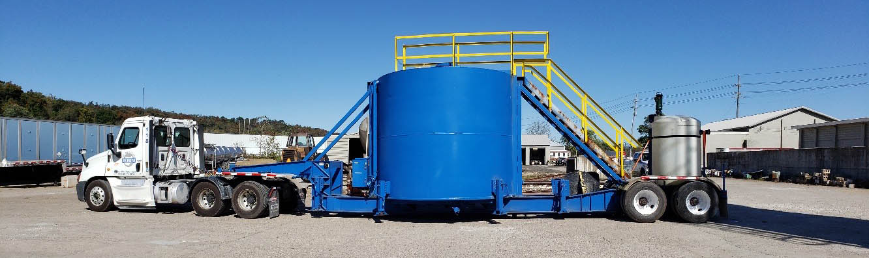 8,400 gallon total capacity, 460V