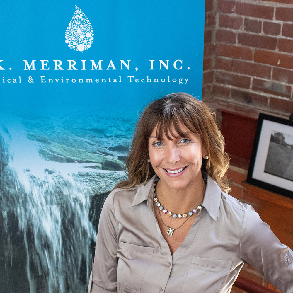 Headshot of Office Manager Melissa Leach
