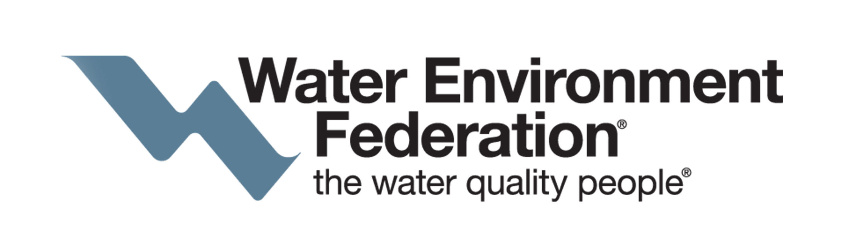 Water Environment Federation Logo (the water quality people)