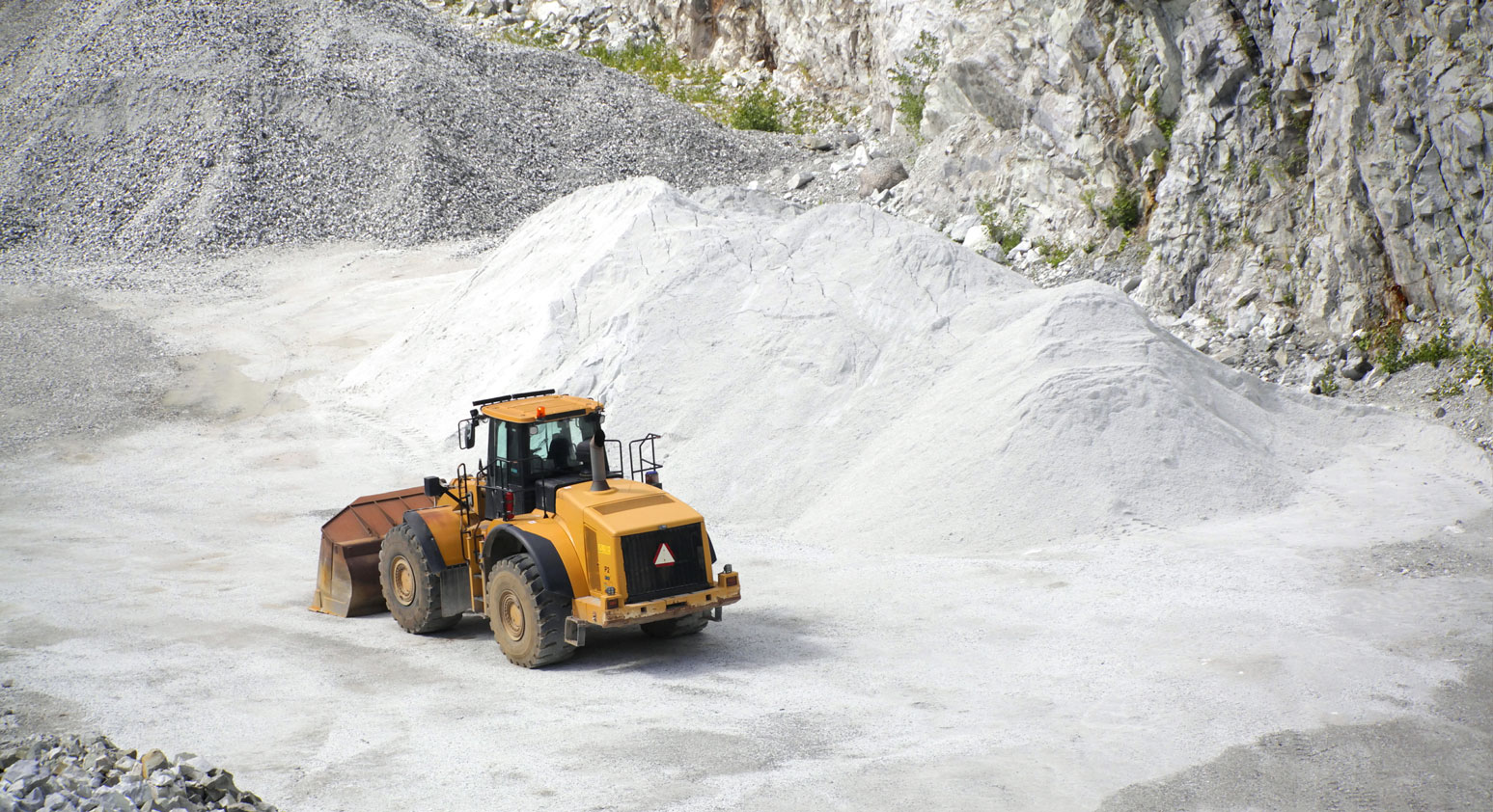 Lime Quarry Production