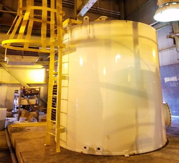 5,000 gallon, Carbon Steel storage tank