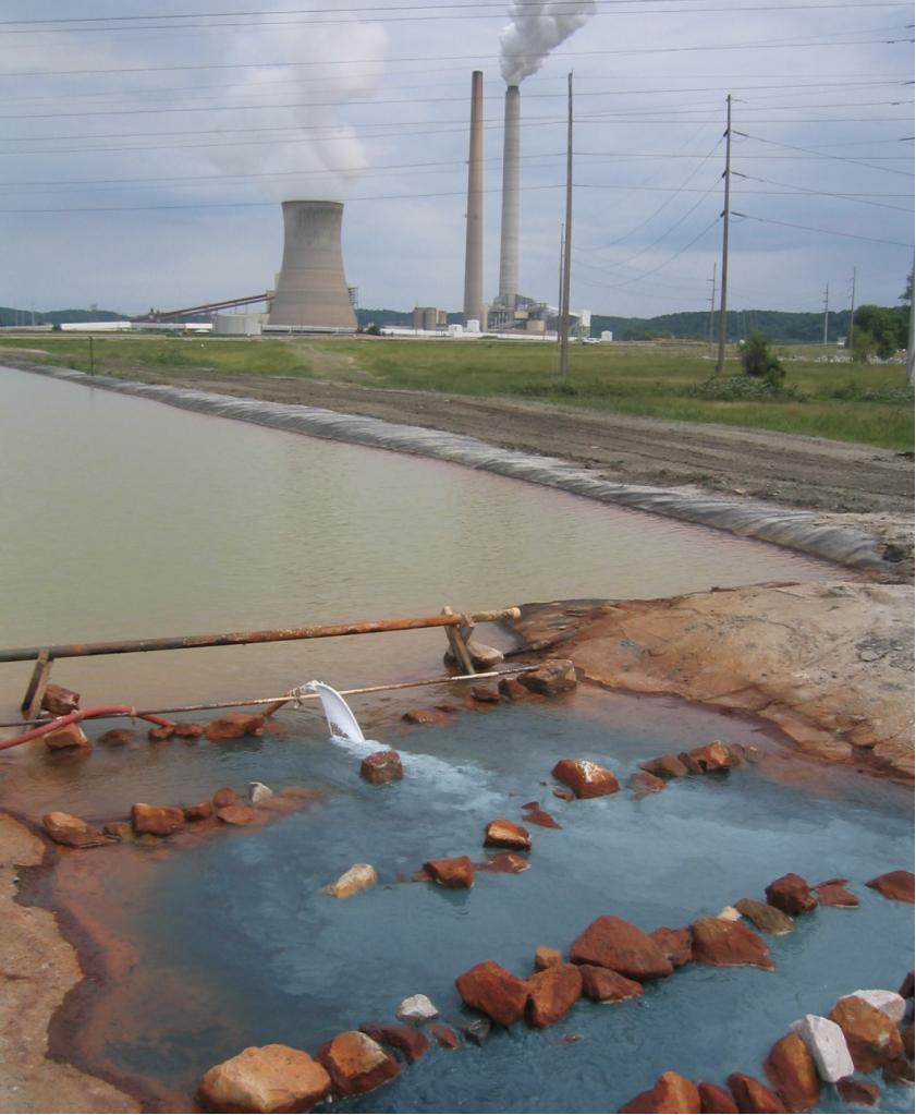 Acid Mine Drainage Treatment