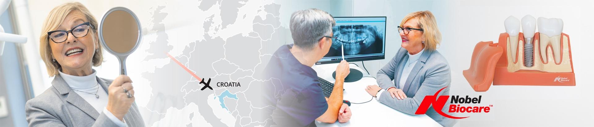 Dental implants in Croatia Header Image