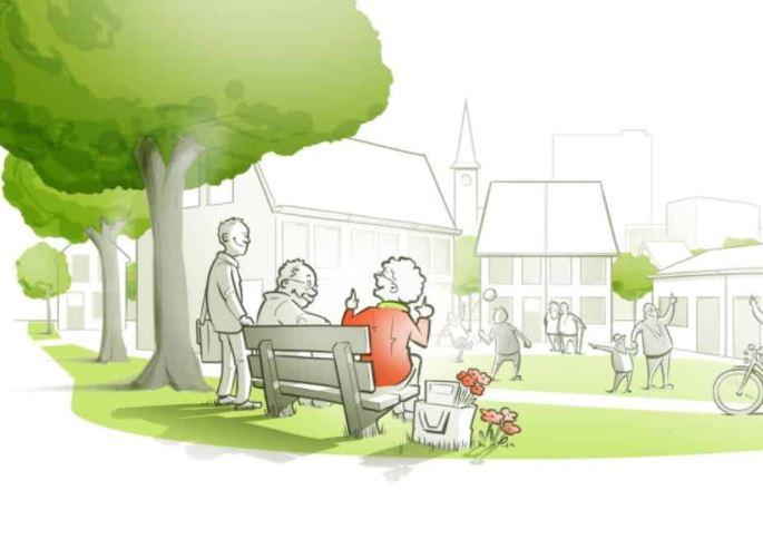 Regiotour 'Een nieuwe generatie ouderen langer thuis'