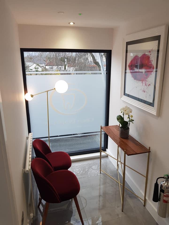 dentist meeting room interior design