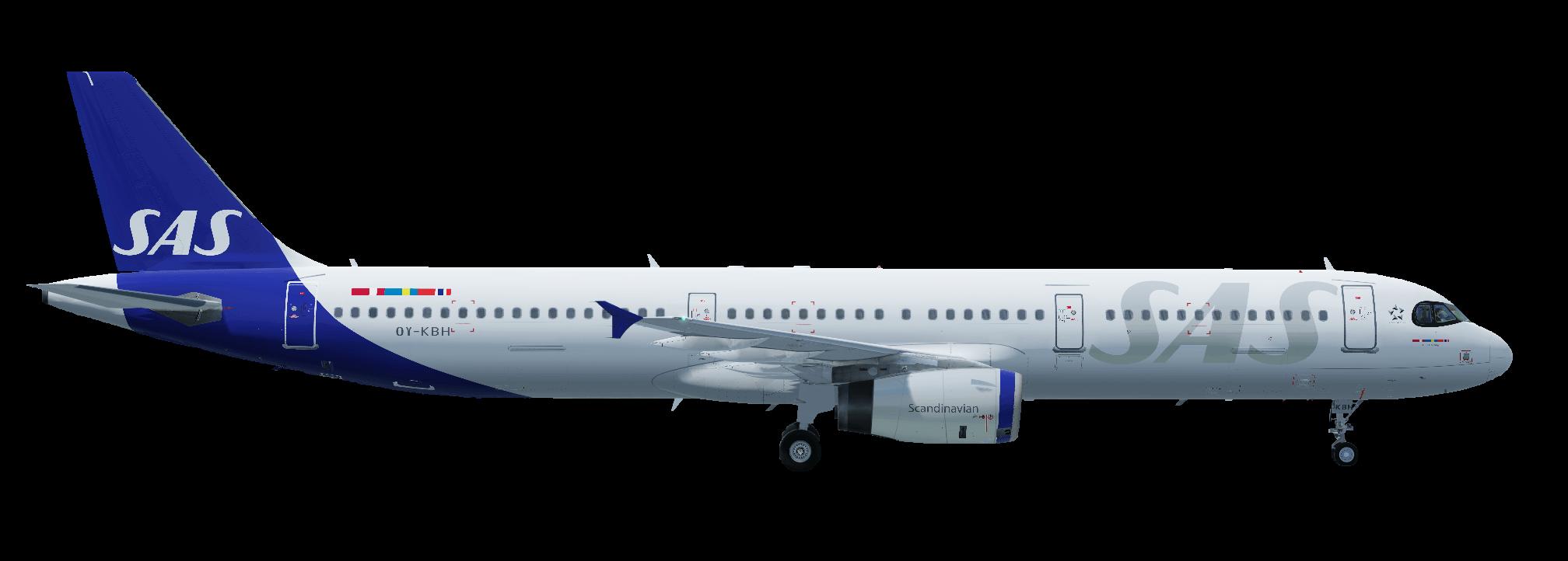 A321 Cutout
