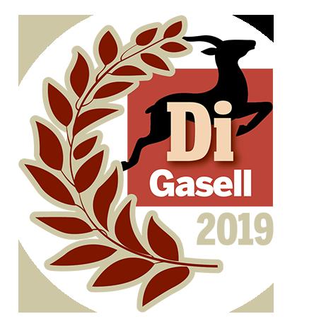 Tryggsam lyckas, gasell 2019