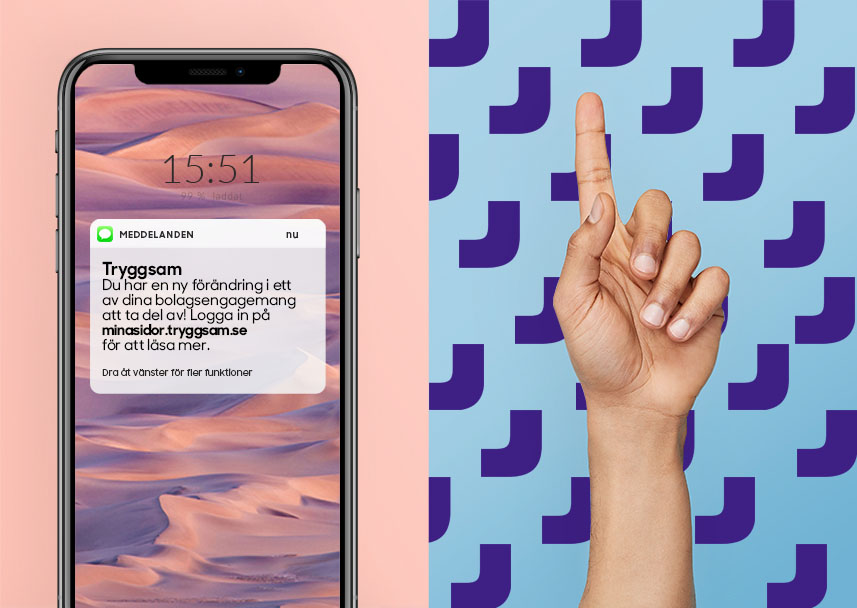 tryggsams bolagsbevakning i mobilen skyddar företag