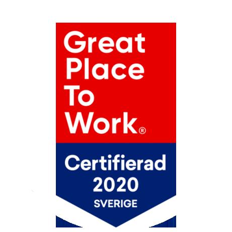 Tryggsam är en av sveriges bästa arbetsplatser