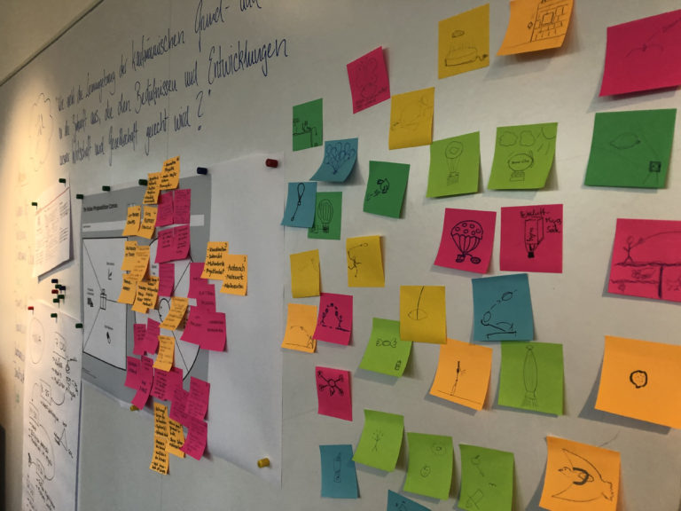 Open Ideation Sprint