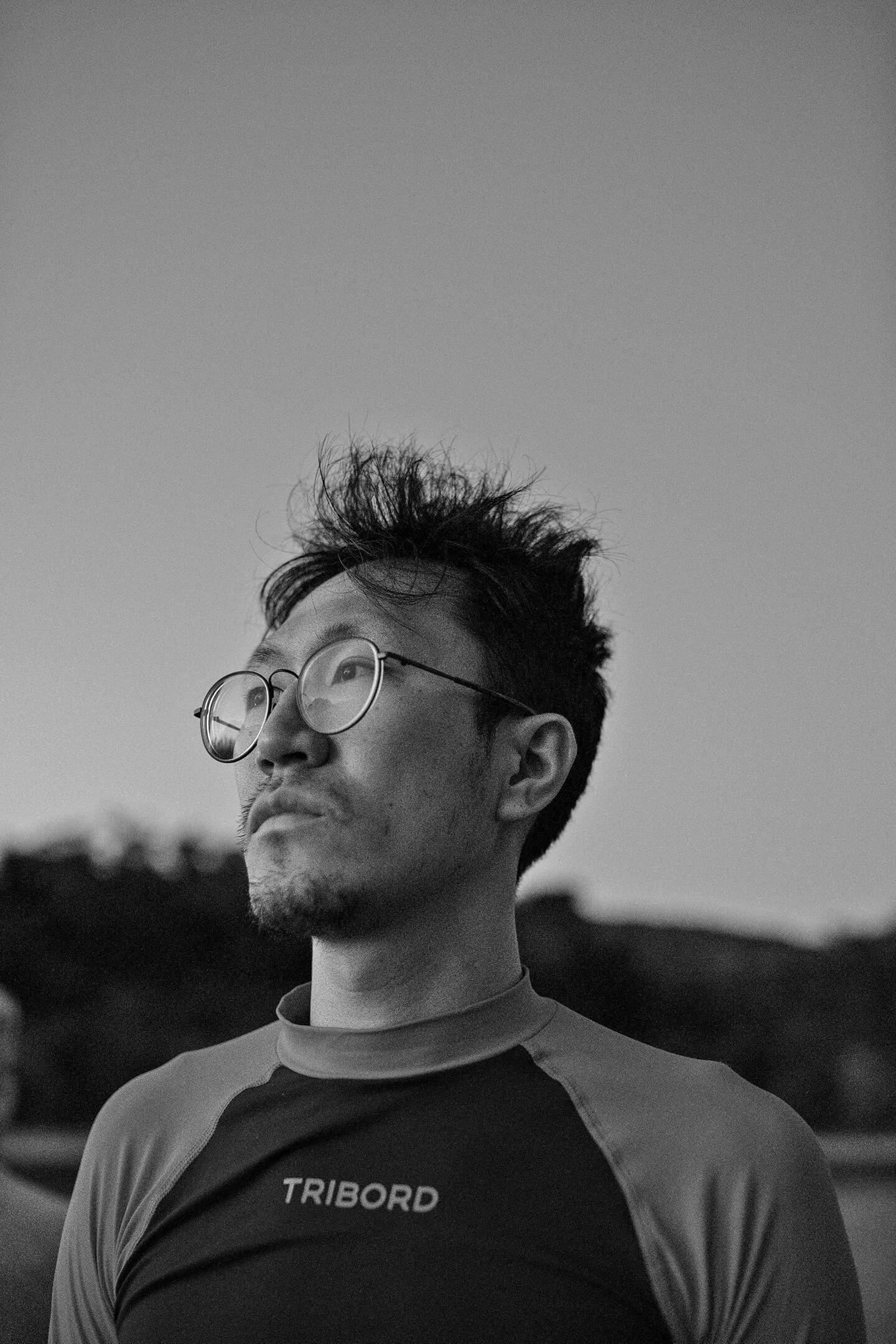Takeshi Shinohara, fellow clean water carrier