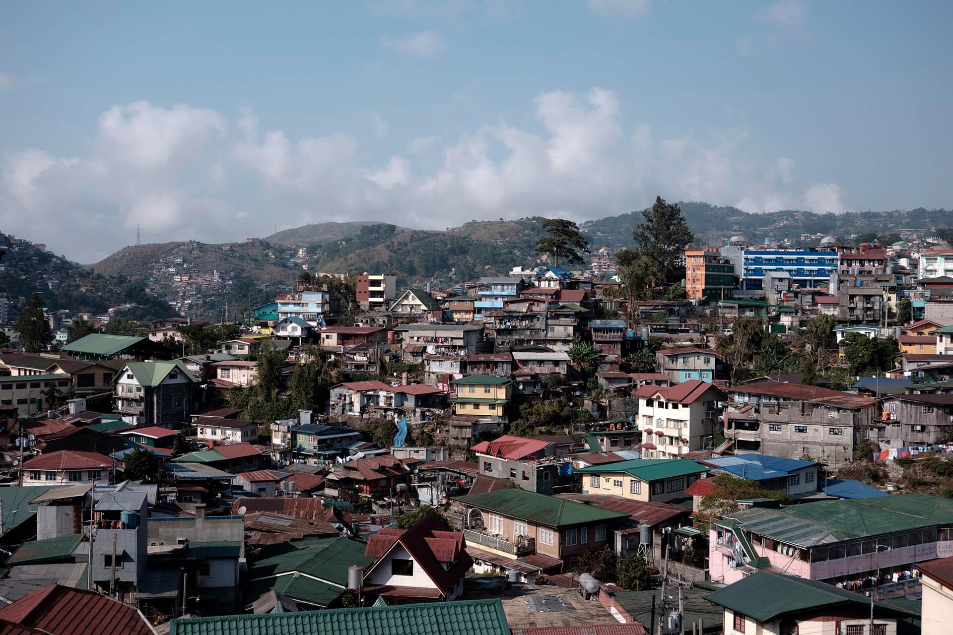 La Trinidad serves as a base of operations for Kalsada outside of Metro Manila.
