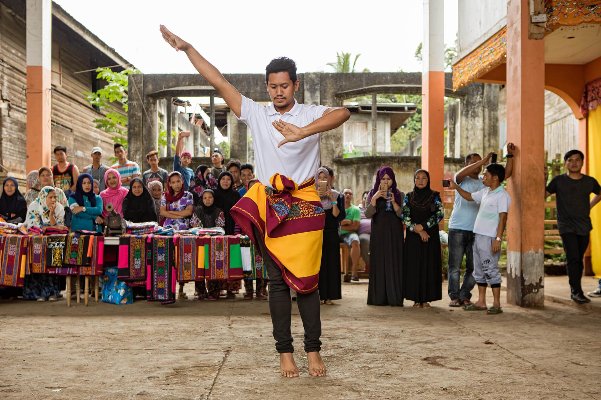 Maranao folk dance