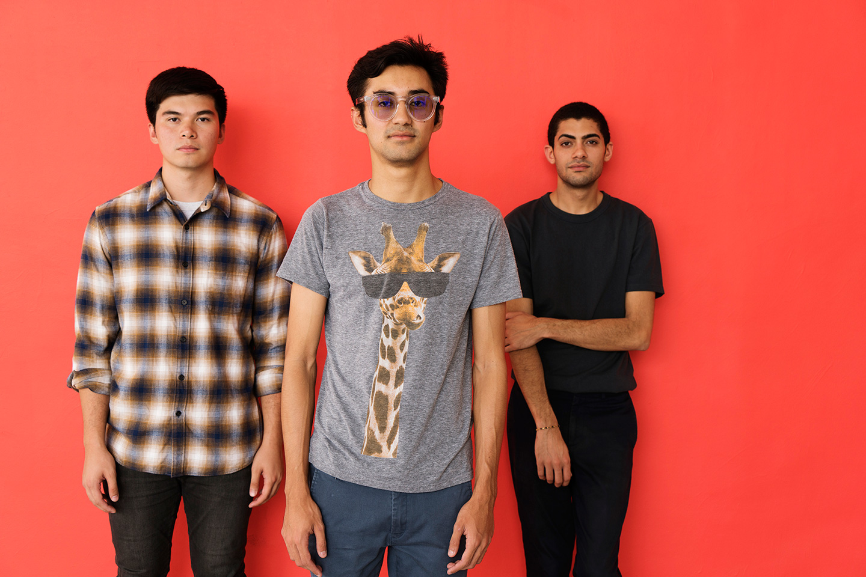 Tarzeer Pictures founders Gio Panlilio, Enzo Razon and Dinesh Mohnani