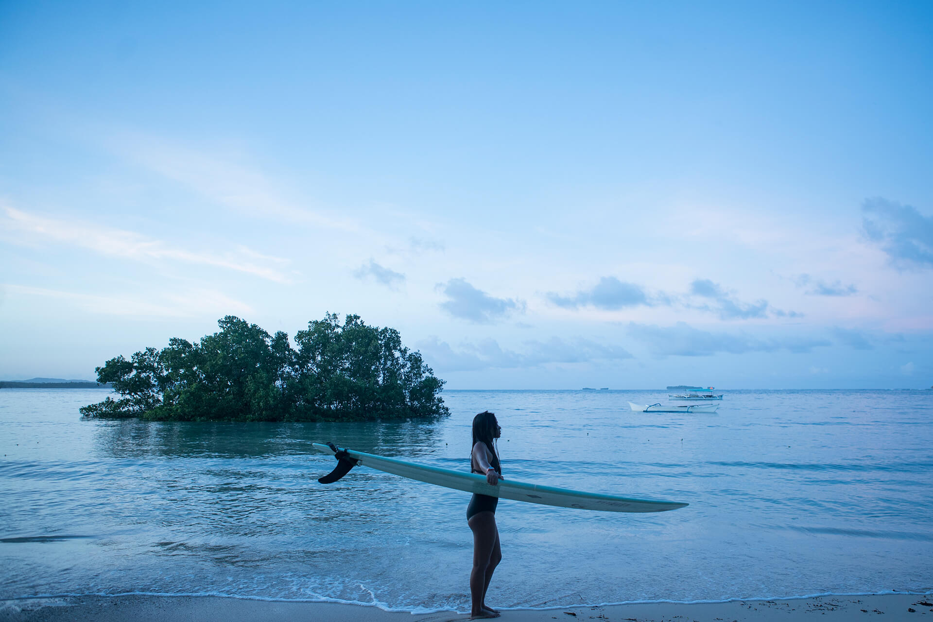 The Department of Tourism and Globe Telecom have joined forces to urge Siargao onto the path of environmental sustainability.