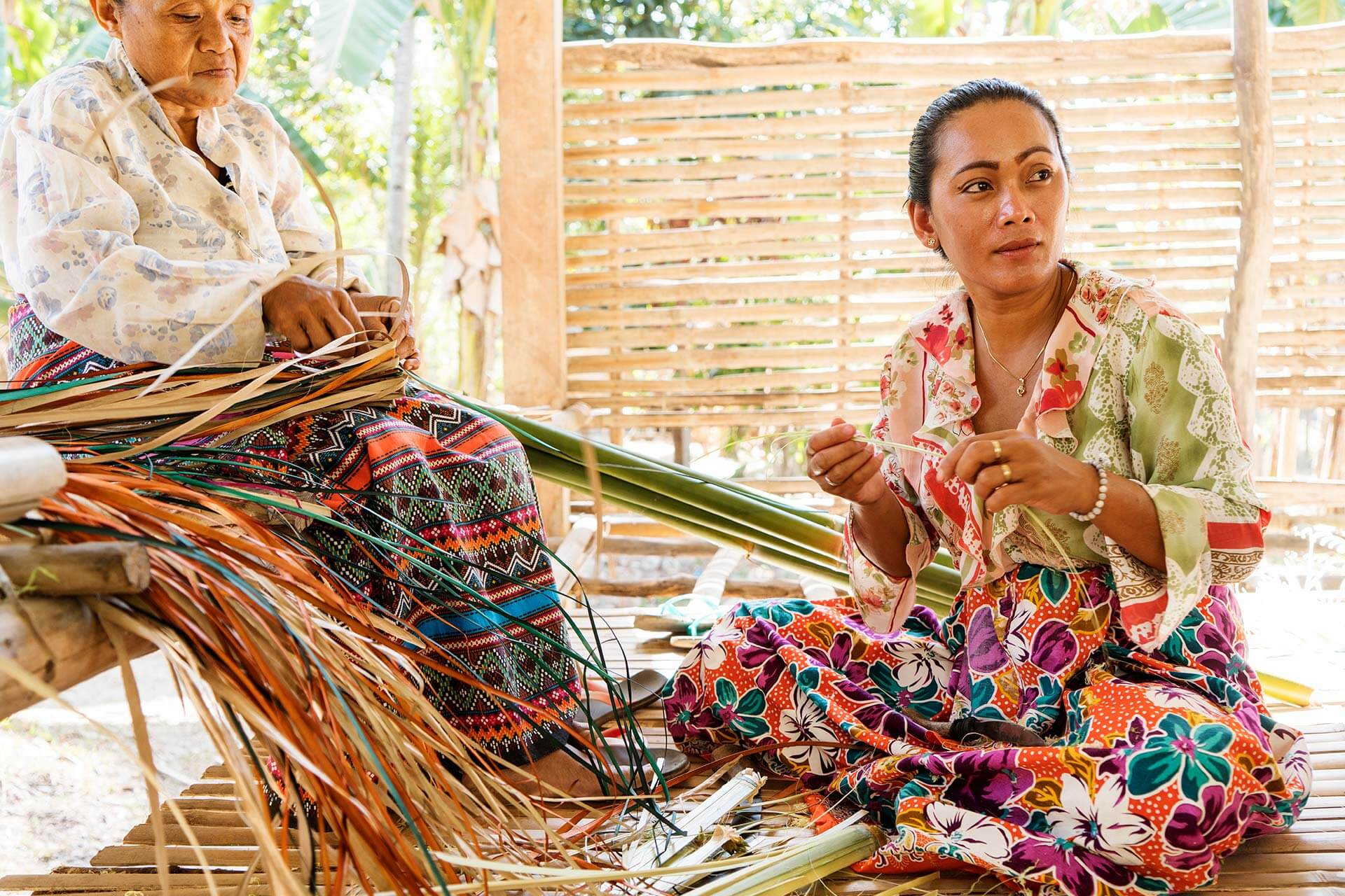 Palawan is known for its pristine waters and incomparable shores. But within the island lies a history of its people's crafts that runs as deep as the waters surrounding it.