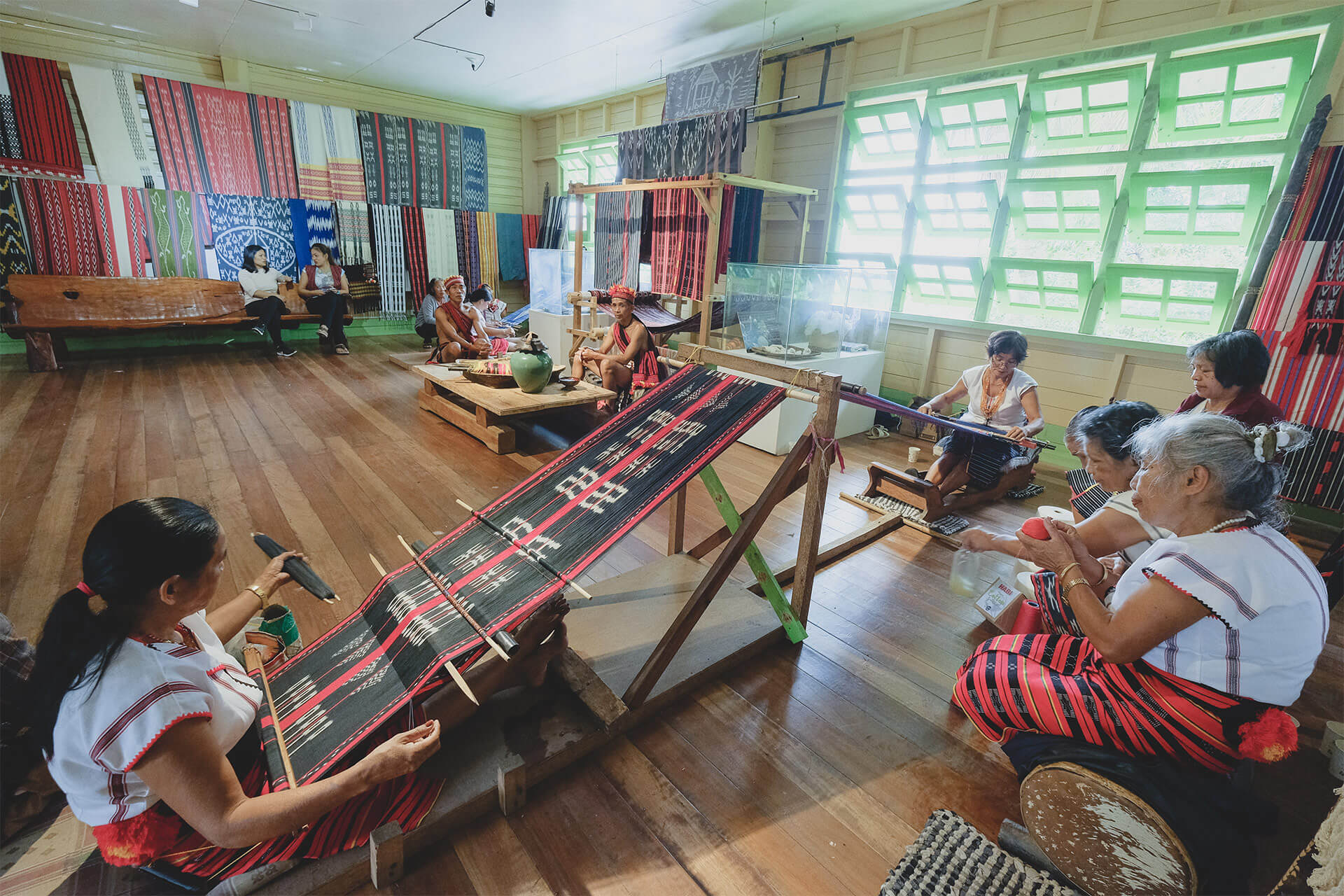 With centuries-old crafts at the core of their identity, the Ifugao town of Kiangan is fighting to preserve its heritage in the face of modern innovation.