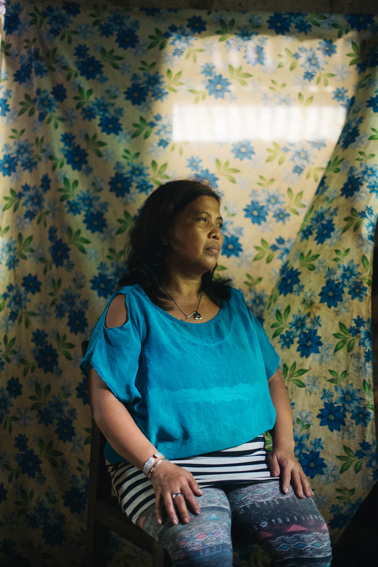 Mananambal Annie Ponce, a Dipolog transplant who married into a family of local healers