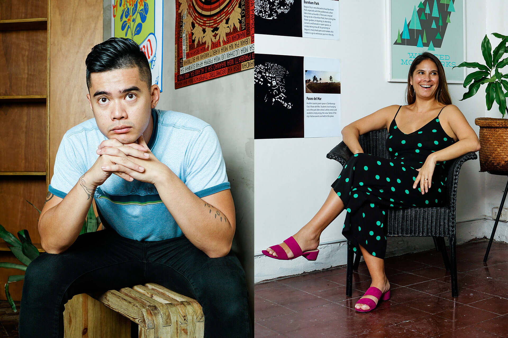 Artist Leeroy New and urban planner Julia Nebrija talk about their newest collaboration, the ongoing fight for public spaces, and the growing importance of public art.