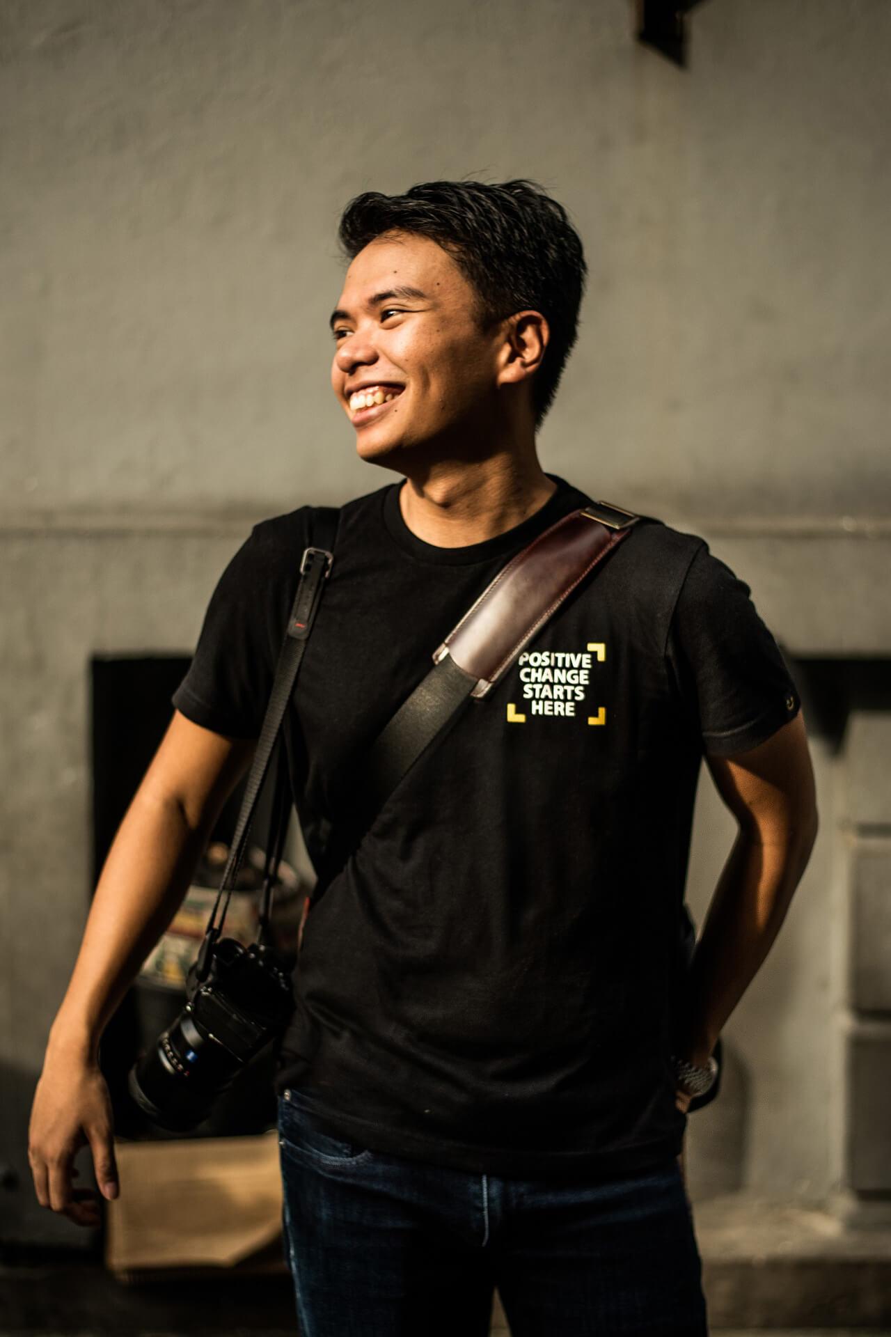 Portrait of Martin San Diego