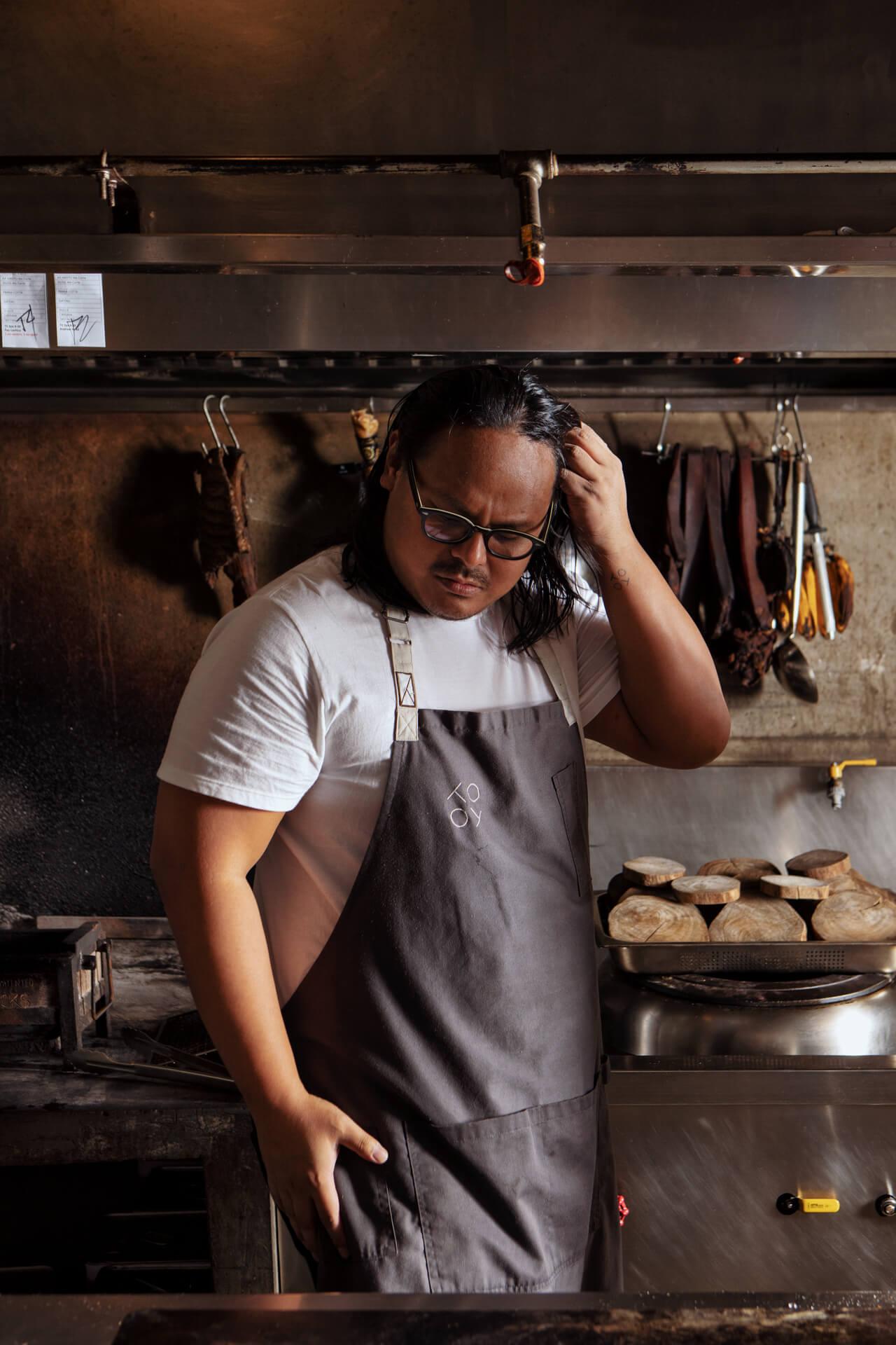 Portrait of Jordy Navarra of Toyo Eatery