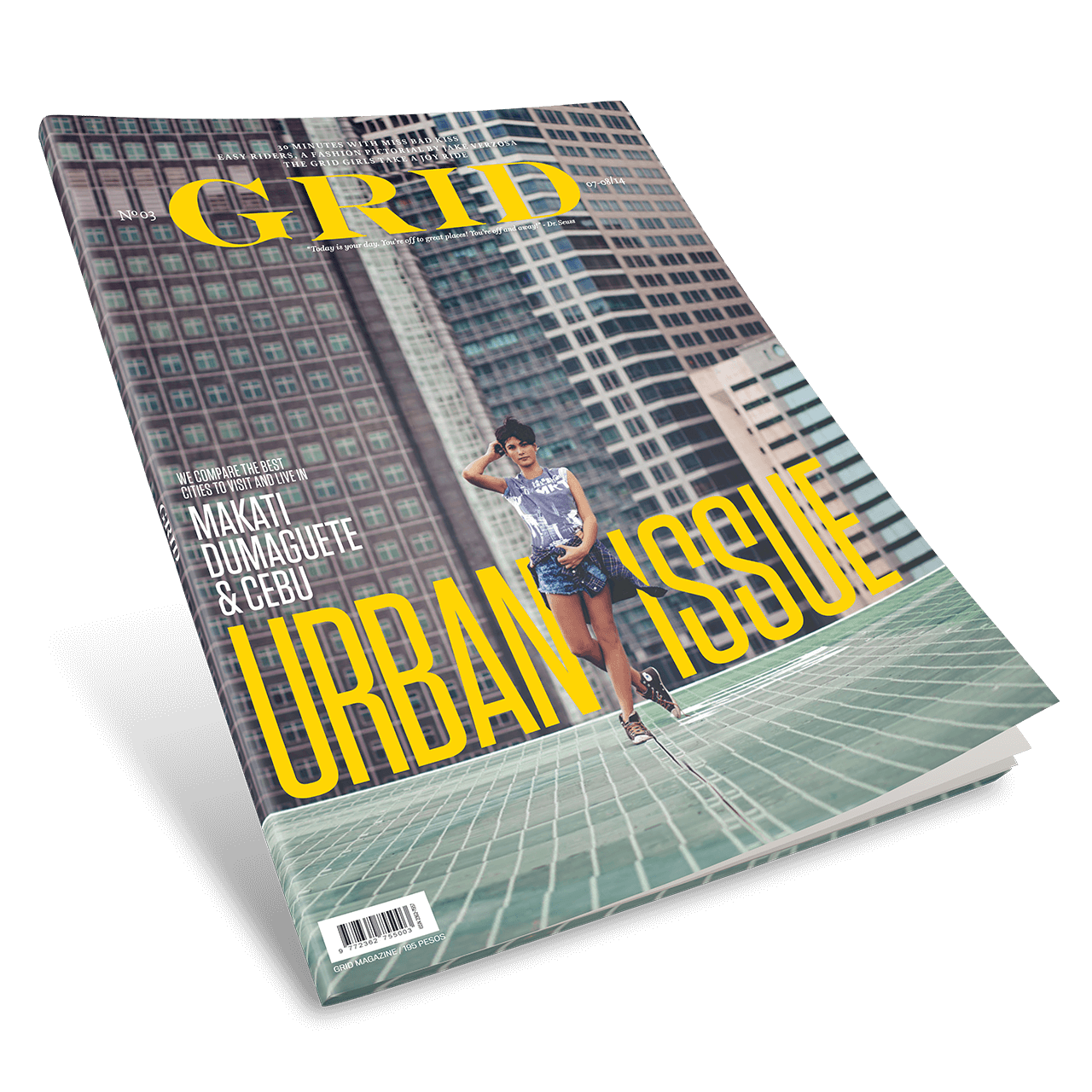 Issue 03 | The Urban Issue
