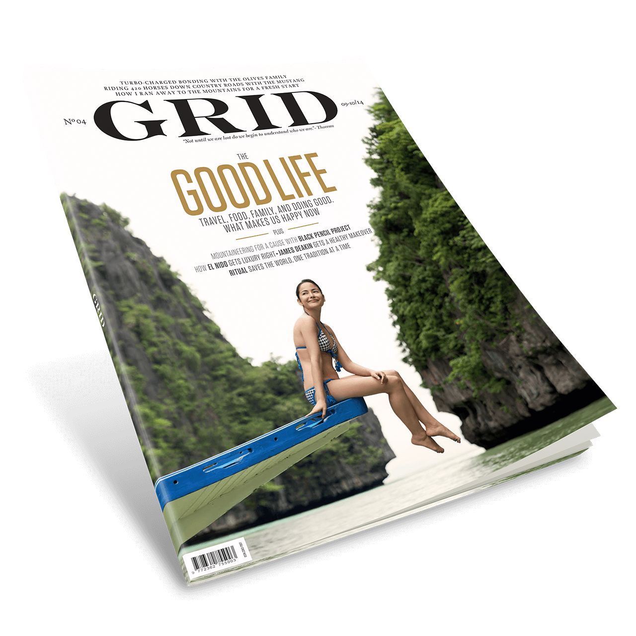 Issue 04 | The Good Life