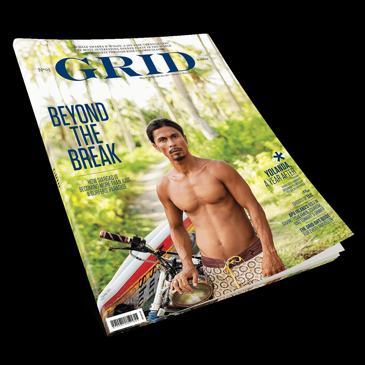 Issue 05 | Beyond the Break