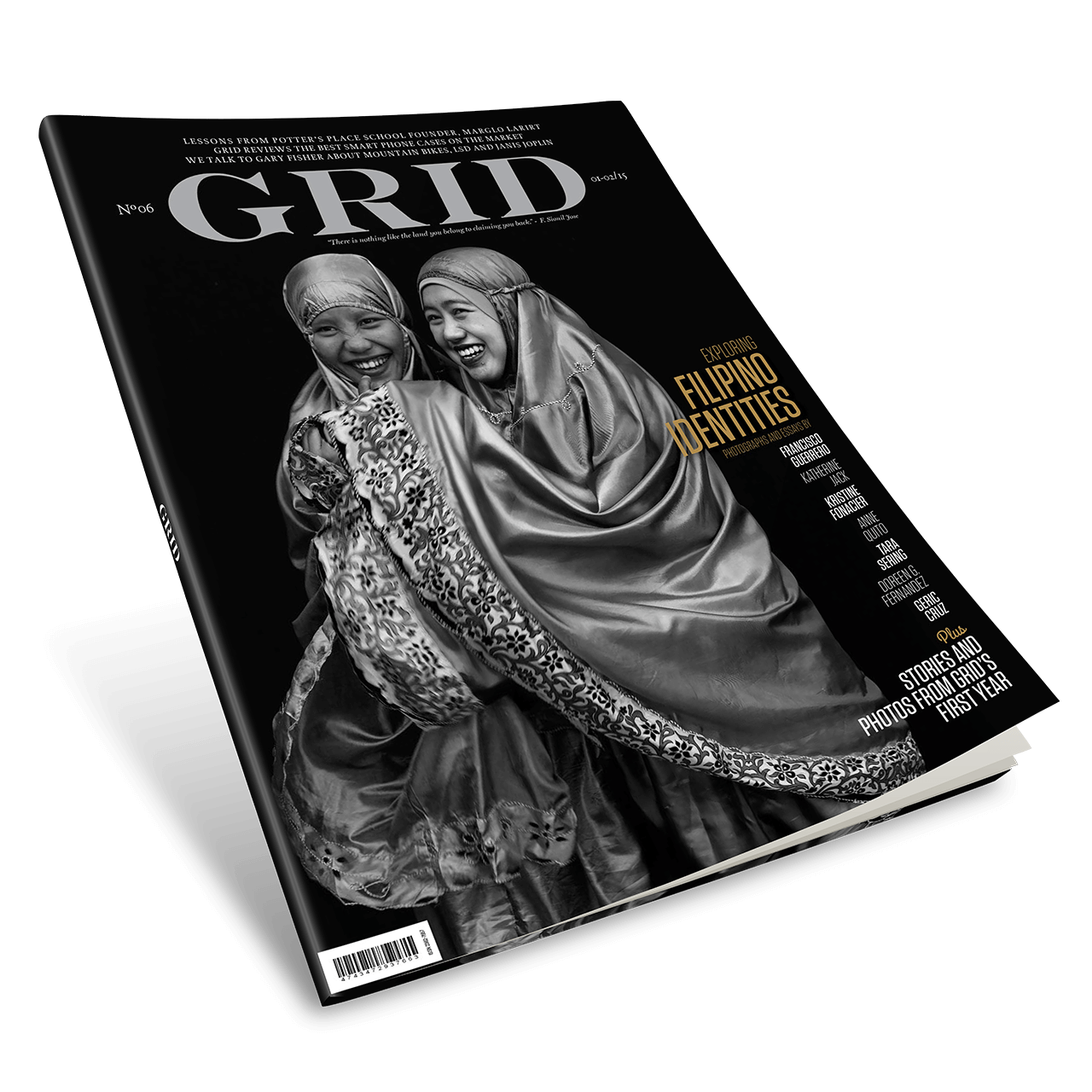 Issue 06 | Exploring Filipino Identities