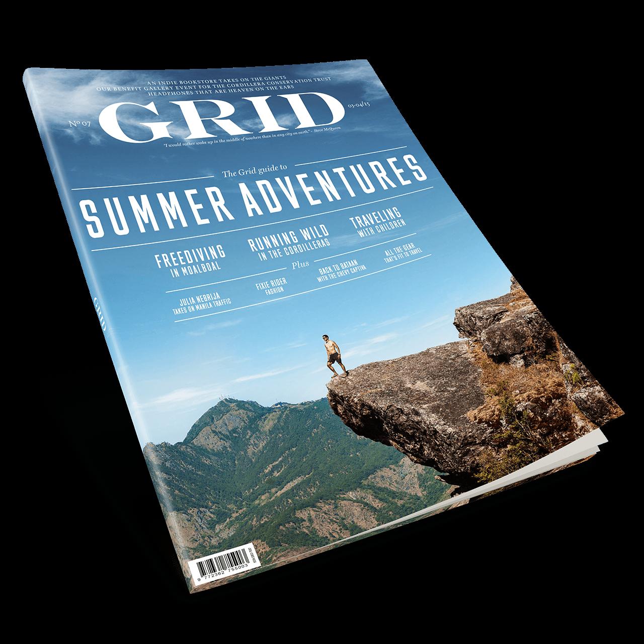 Issue 07 | Summer Adventures