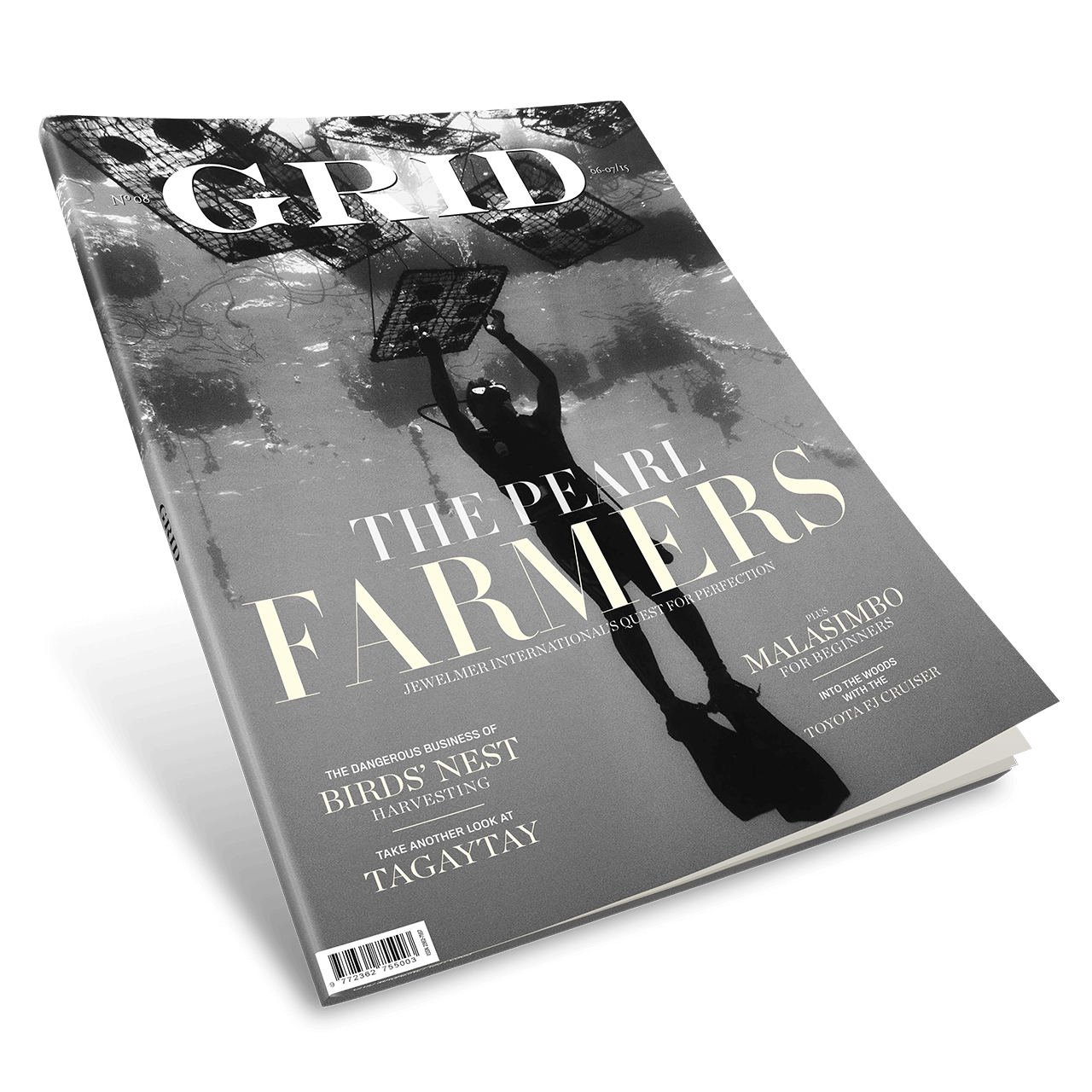 Issue 08 | The Pearl Farmers