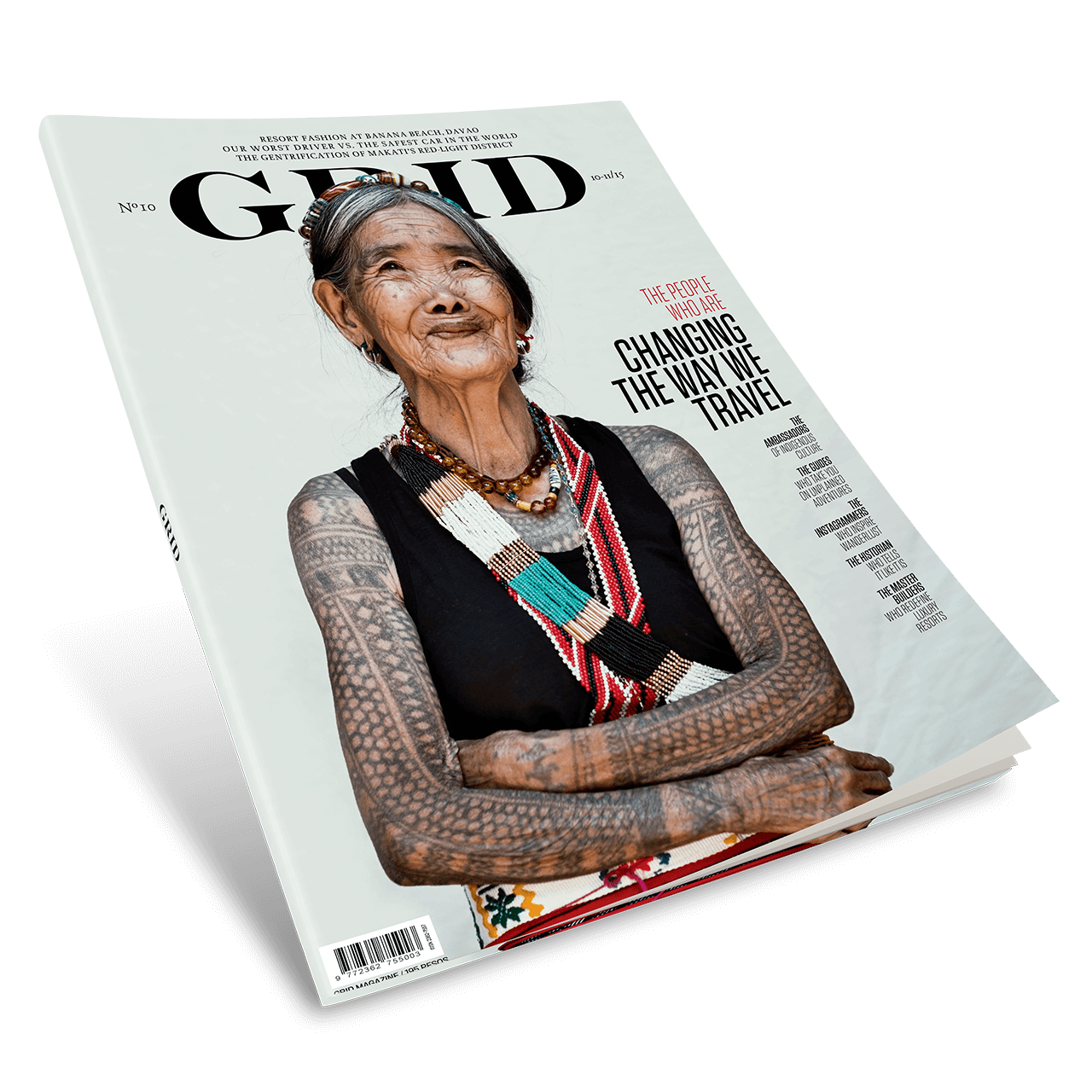 Issue 10 | People Who are Changing the Way We Travel