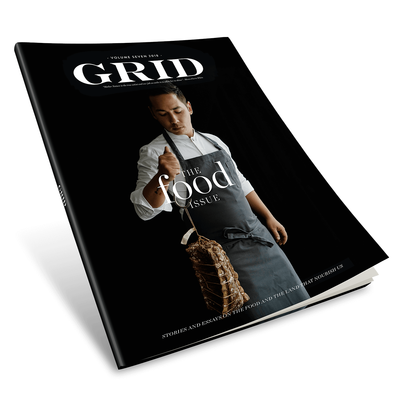 Volume 7 | The Food Issue