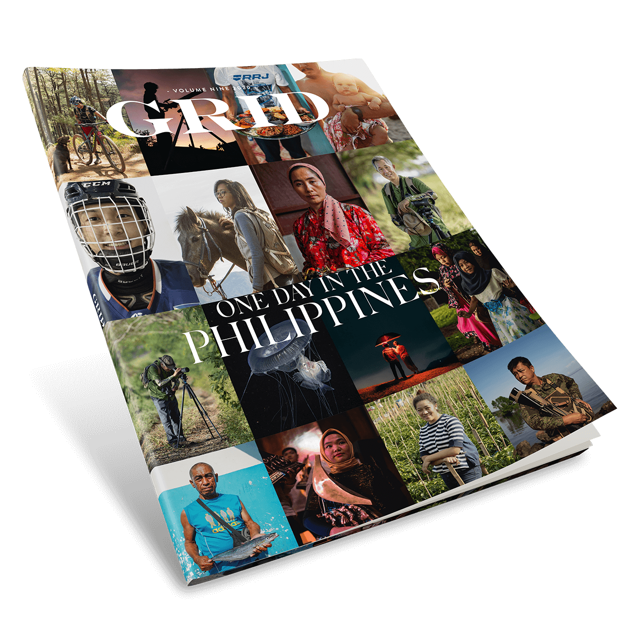 Volume 9 | One Day in the Philippines