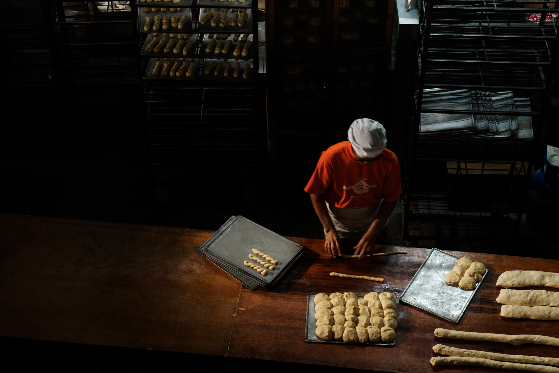 """""""Pan de sal is the bread of our history, at the core of our culture, at the heart of our tastes."""""""
