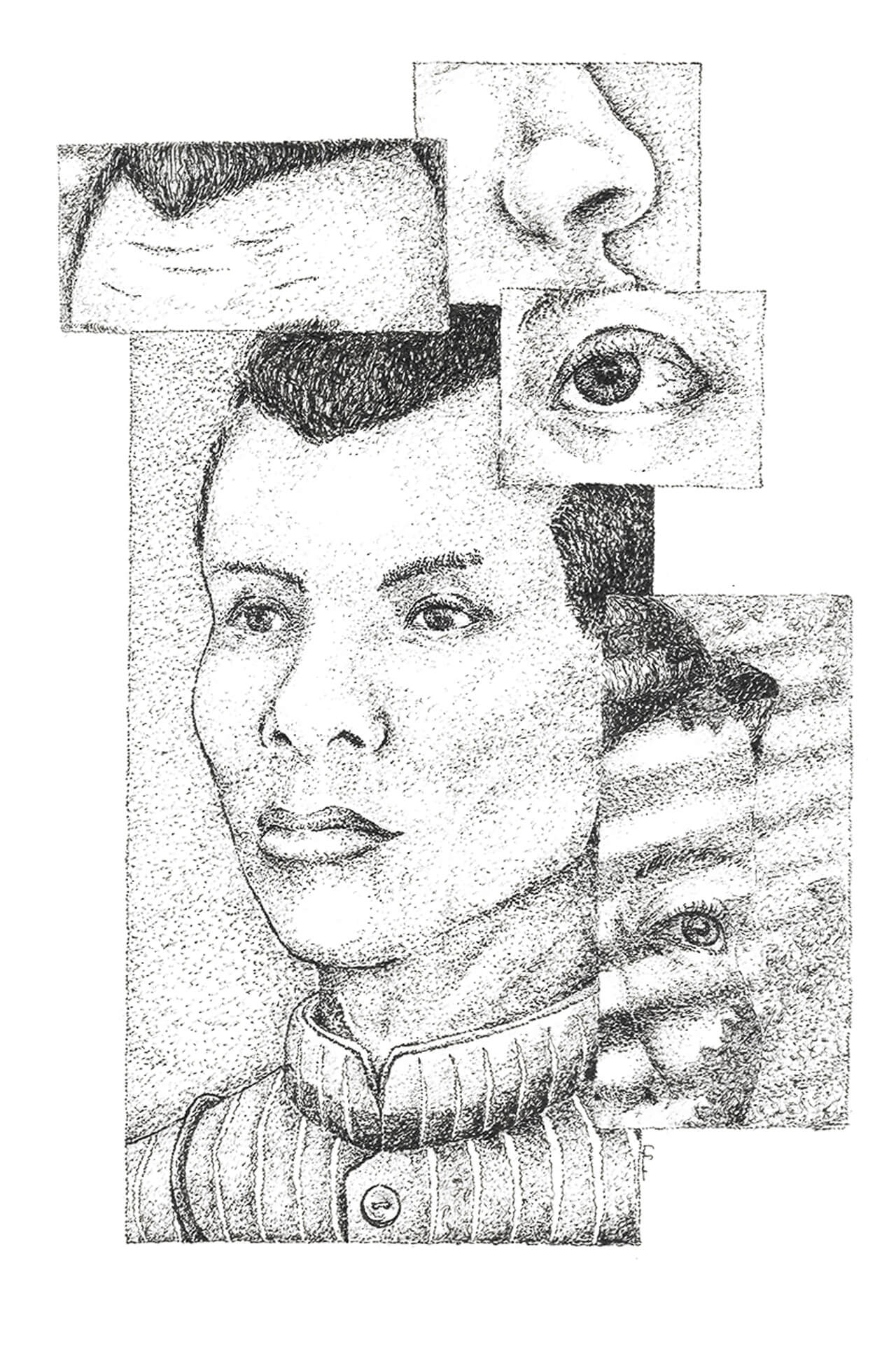 Andres Bonifacio, illustration by Angelo Esperanzate