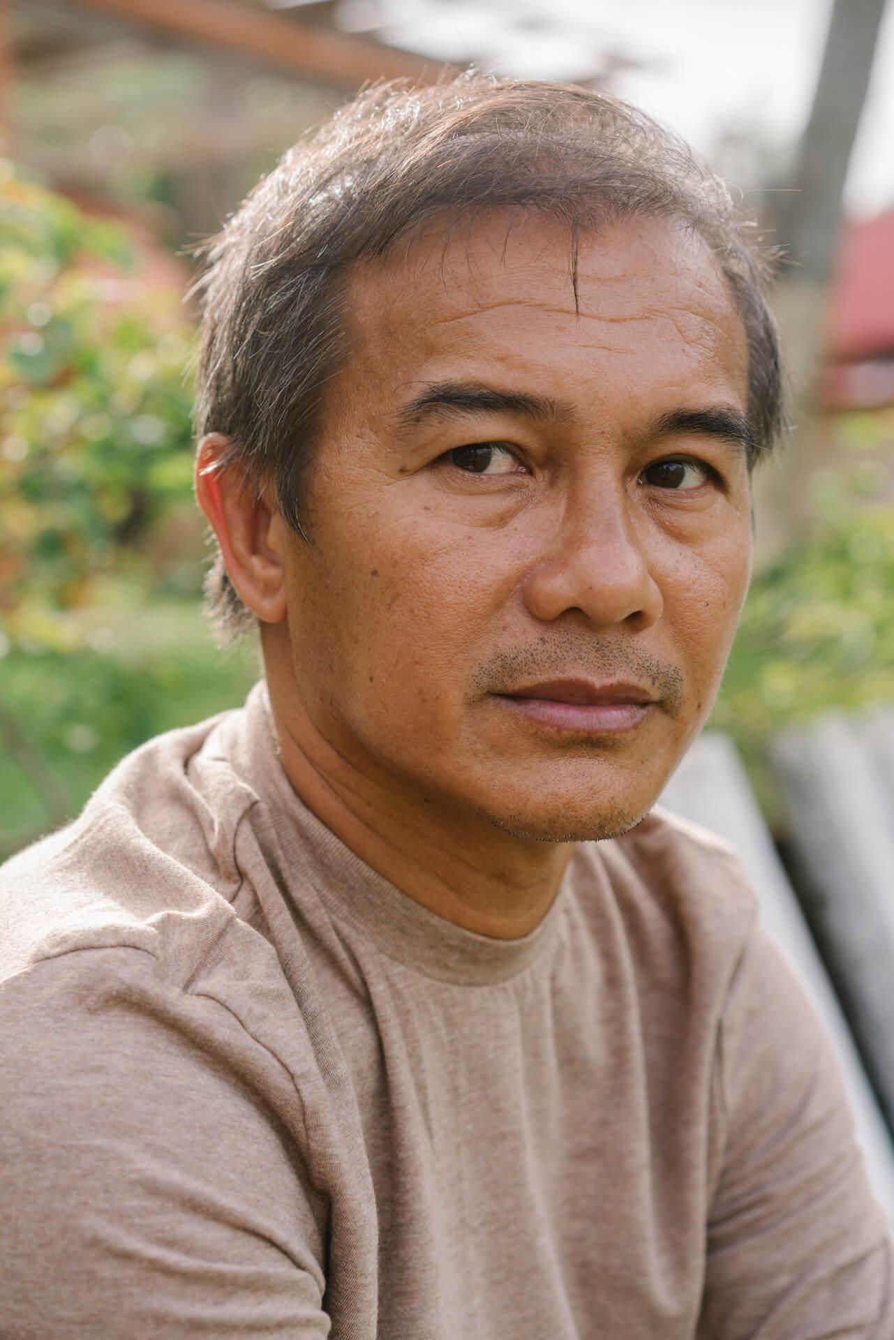 Jake Calangi of Resort Owners Association of Mabini