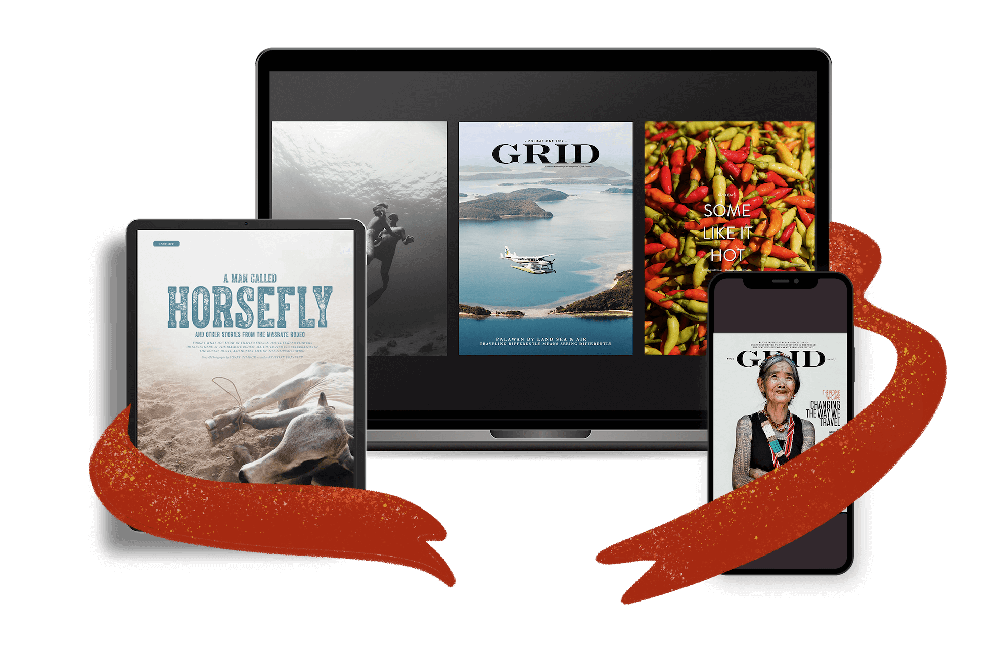 The Best of GRID Digital Starter Bundle