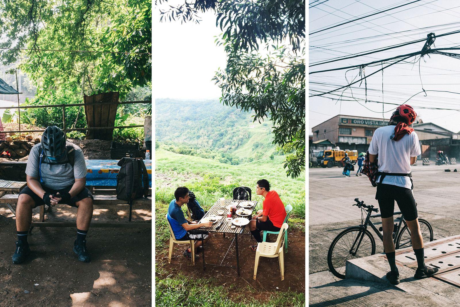 Bike ride to Sinai Rizal